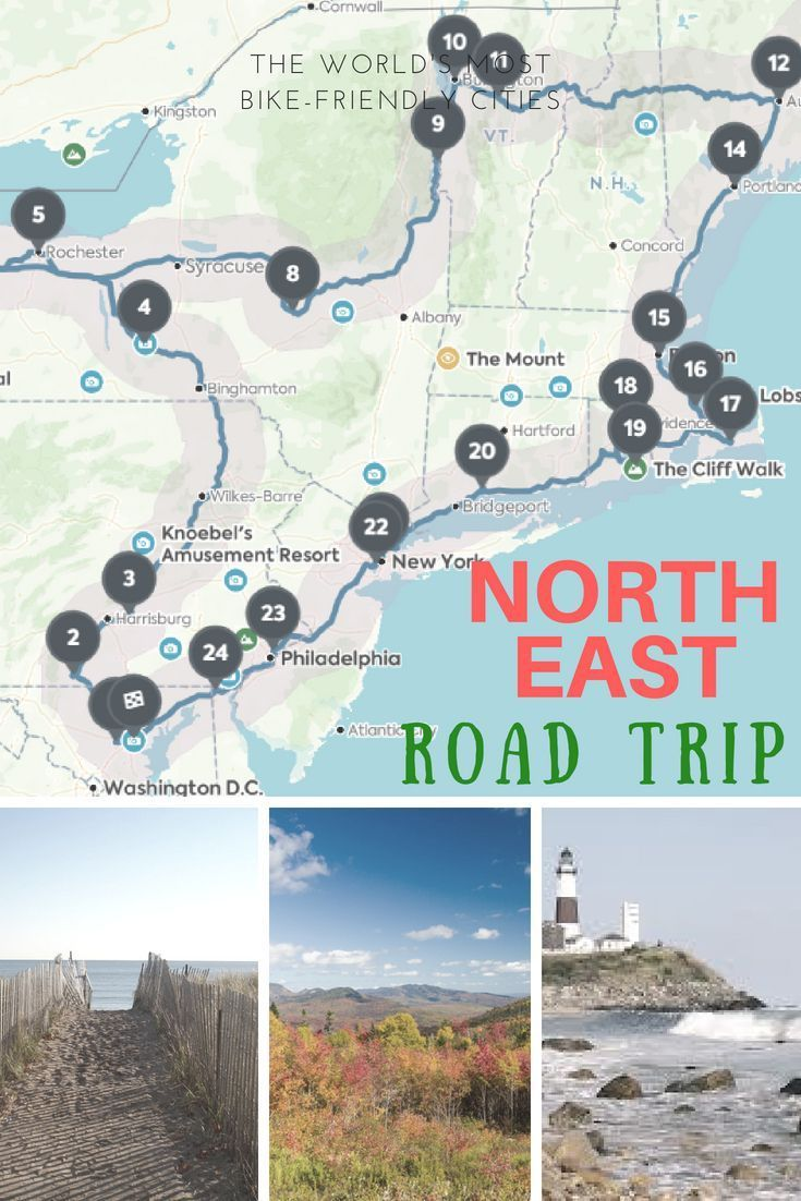 Northeast Road Trip >> Northeast Road Trip Road Tripping With Kids In 2019 East