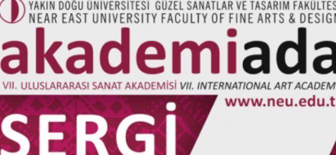 """""""Akademiada - 7 Uluslararası Sanat Akademisi"""" etkinliklerinde sona doğru..."""