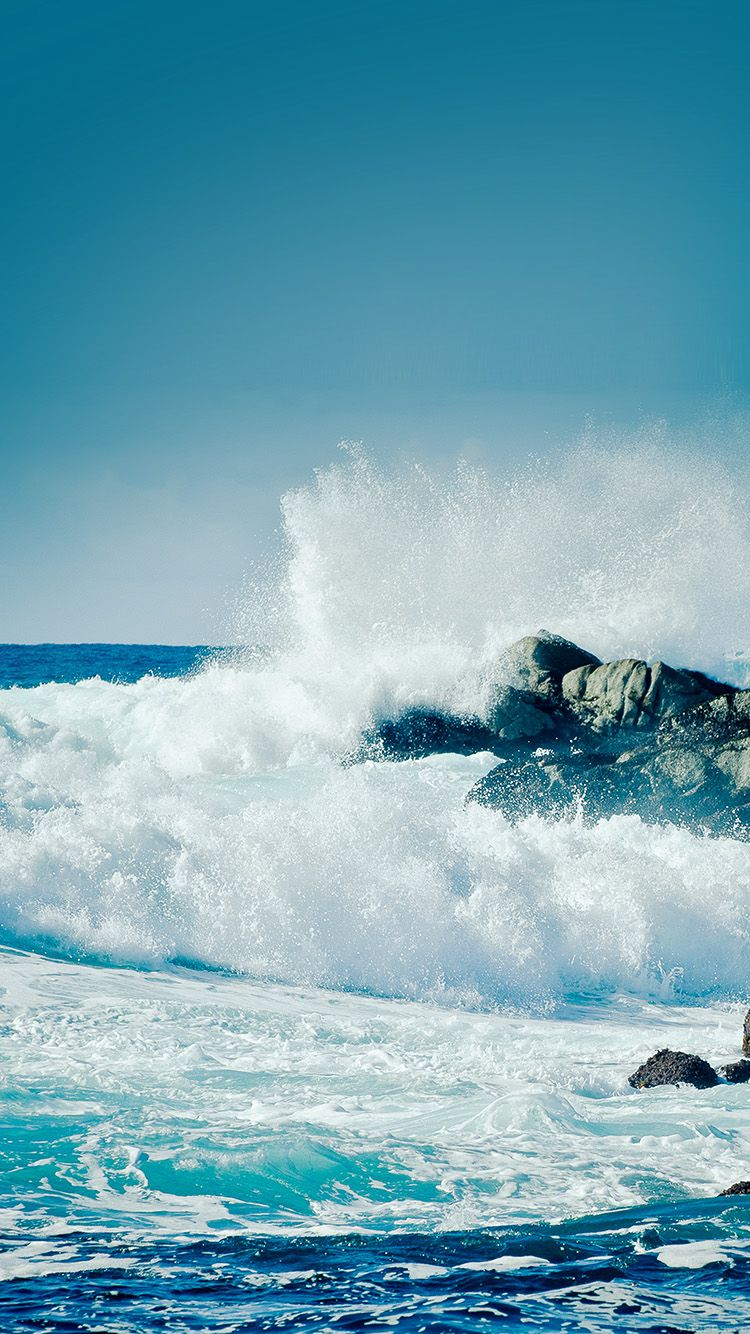 Mr09 wave sea nature water cool iphone6 wallpaper and water water voltagebd Choice Image