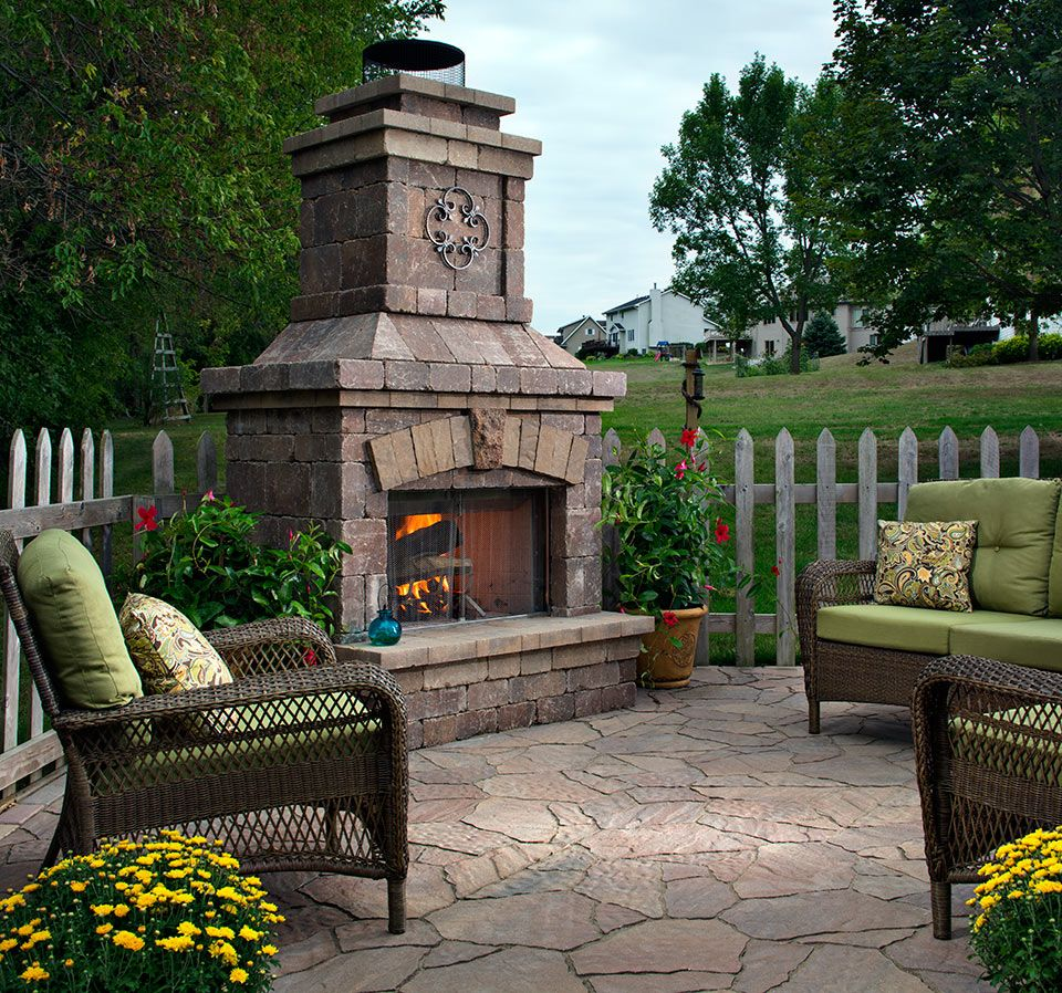 Garden Ideas Designs And Inspiration: Belgard Pavers, Patio, Outdoor