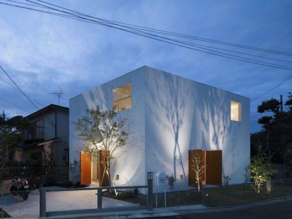 Hosaka Takeshi Arquitetos para um casal e seus dois gatos em Tóquio
