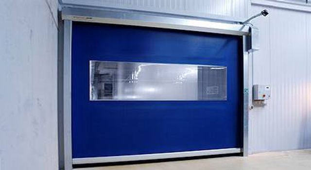 Ensure Maximum Environmental Control And Separation At The Door With Nihva High Speed Doors In India Modern Shutters Commercial Overhead Door Aluminum Shutters