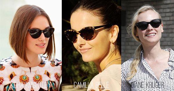 9642030286f Celebrities in Ralph Lauren sunglasses
