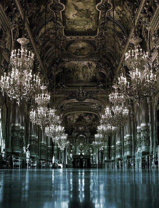 Paris Opera House. Breathtaking