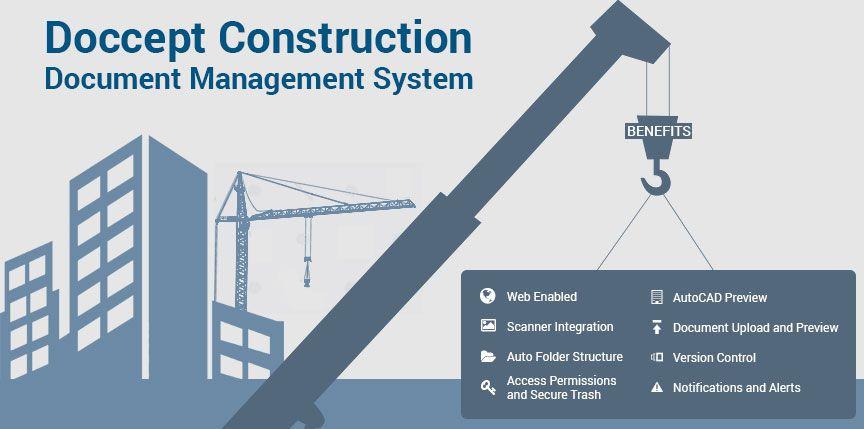 Construction Document Management System