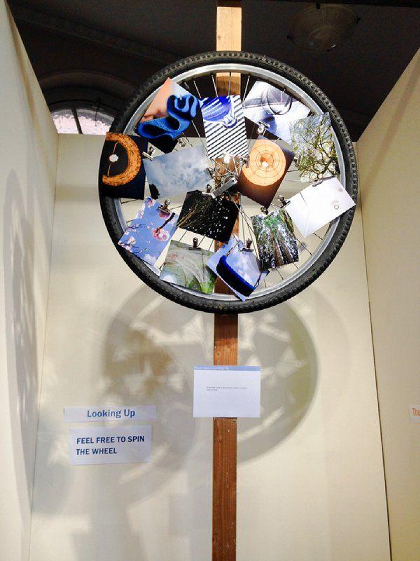 Photo Wheel  Contemplative Photography Exhibition  Creative