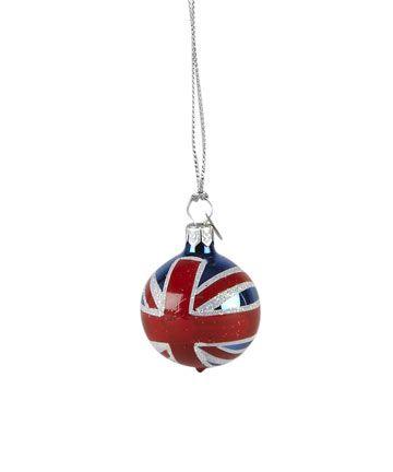 Union Jack Ornament Misc Uk Ireland Merchandise Info