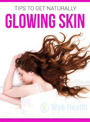 A naturally glowing skin is one of the most wanted and unattainable elements. Signs of adding, acne, sun spot and other reasons might make a healthy skin look tired. #skin_care