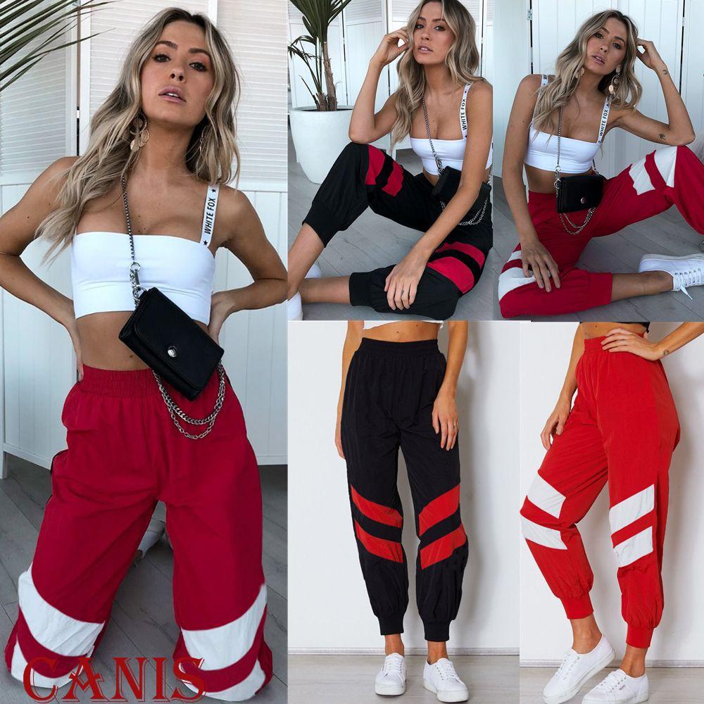 JERFER Pantalon Confortable imprim/é d/ét/é pour Femmes Pantalon de Yoga Sportif