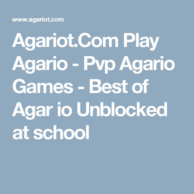 Agariot.Com Play Agario - Pvp Agario Games - Best of Agar ...