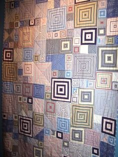 Más de 1000 imágenes sobre Quilt - Stripes en Pinterest | Camisas ...