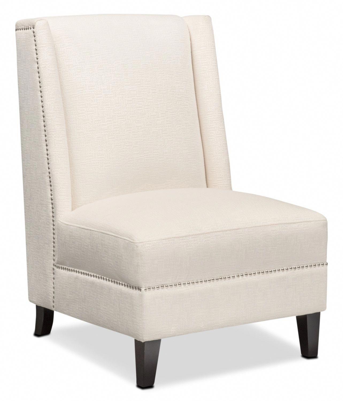 Roberto accent chair white whiteaccentchair