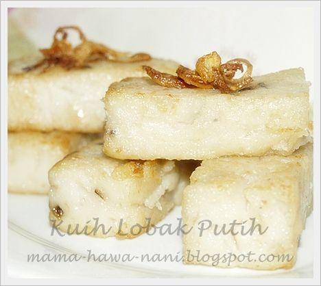 Resepi Kuih Lobak Putih Recipe Chinese Style Camembert