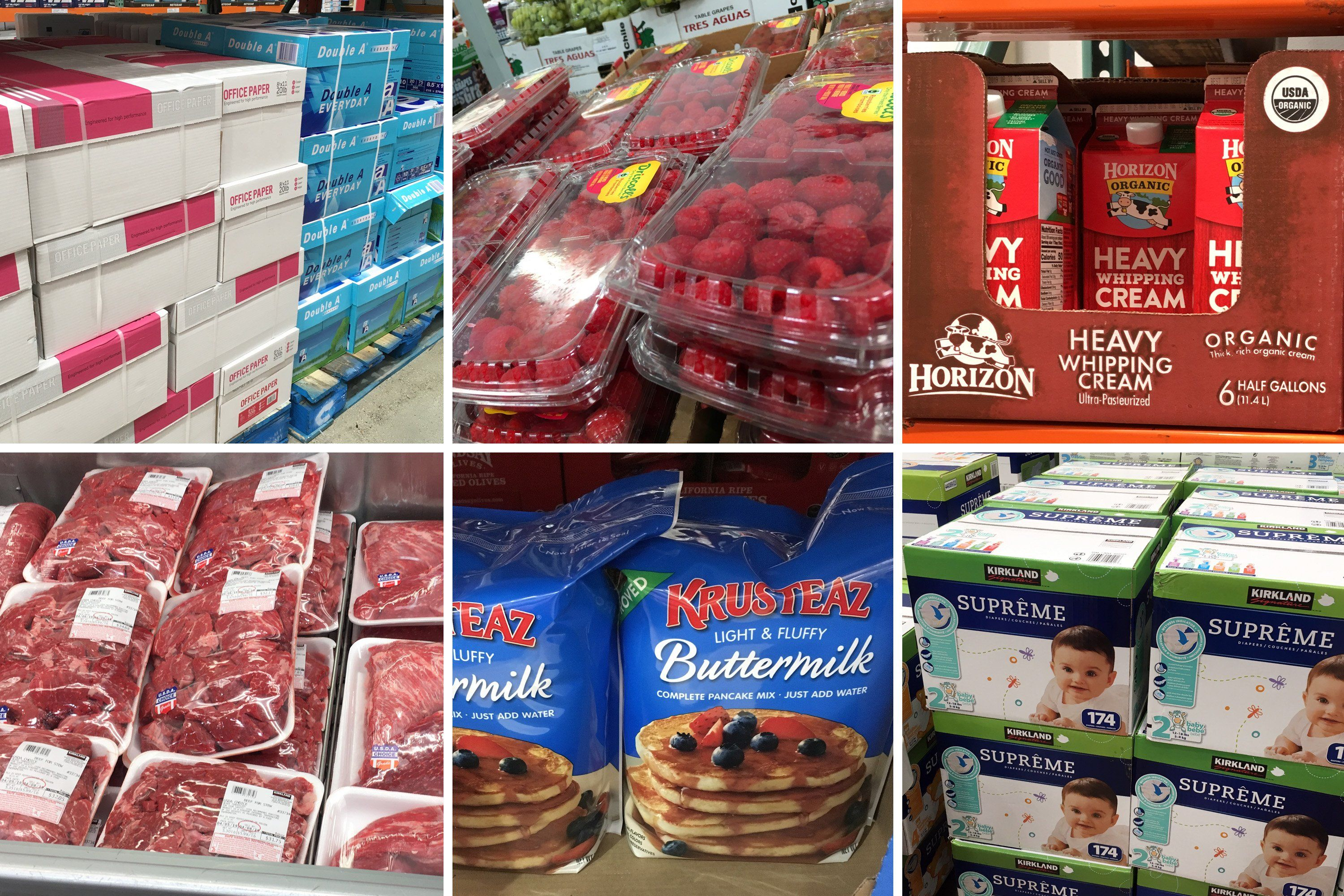 7 Things You Should Never Buy At Costco According To A Shopping