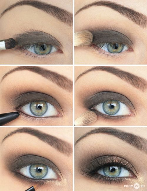 Eye make-up ideas