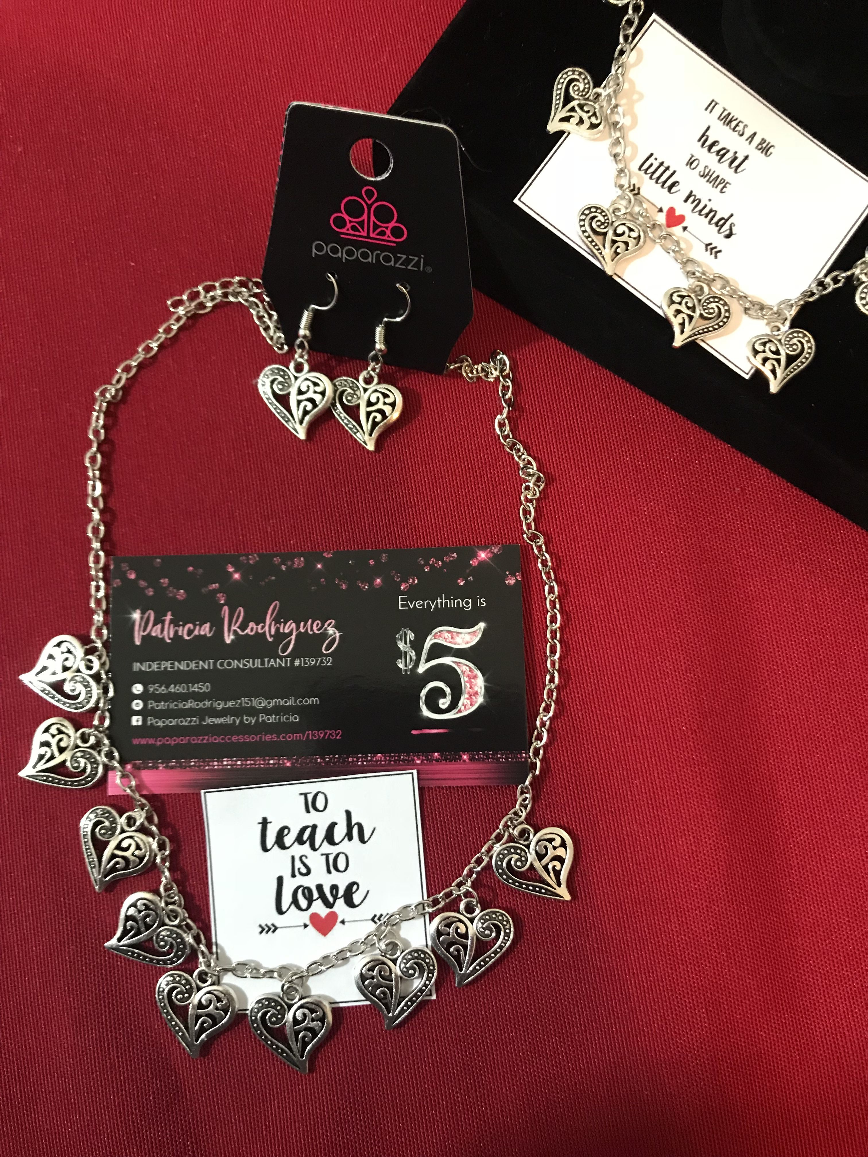 I created this idea for teacher gifts combining our love