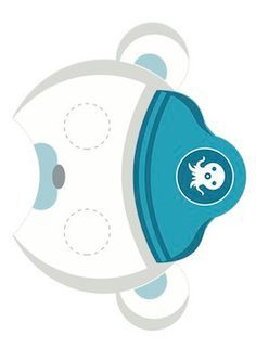 graphic about Octonauts Printable identified as octonaut printable mask cost-free - Google Seem Octonauts within