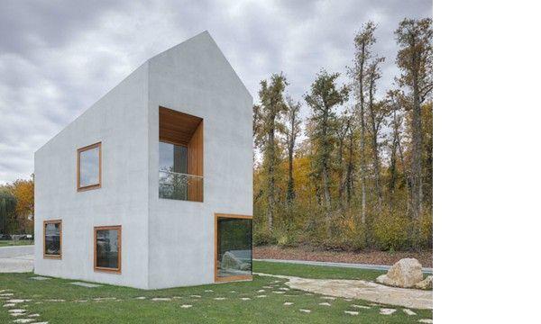 house construction lotissement sur servette geneva inspiration houses. Black Bedroom Furniture Sets. Home Design Ideas
