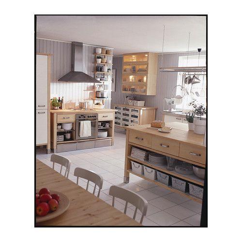VÄRDE Pöytäkaappi IKEA Irtokaluste. Helppo Sijoittaa Ja