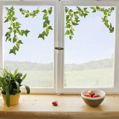 Home Decor Line Ivy Window Decals Cr 64005 Window Decals
