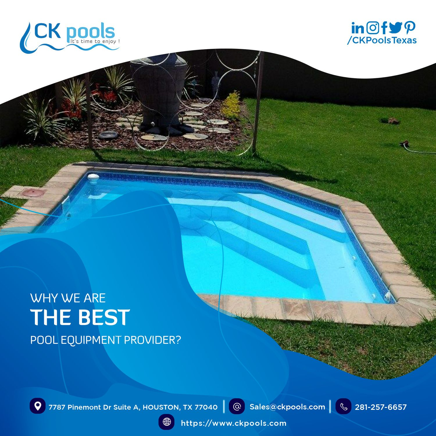 Why We Are The Best Pool Equipment Provider We Partner With The Only Pool Equipment Manufacturer Who Provides A Warranty On Its In 2020 Pool Cool Pools Pool Equipment