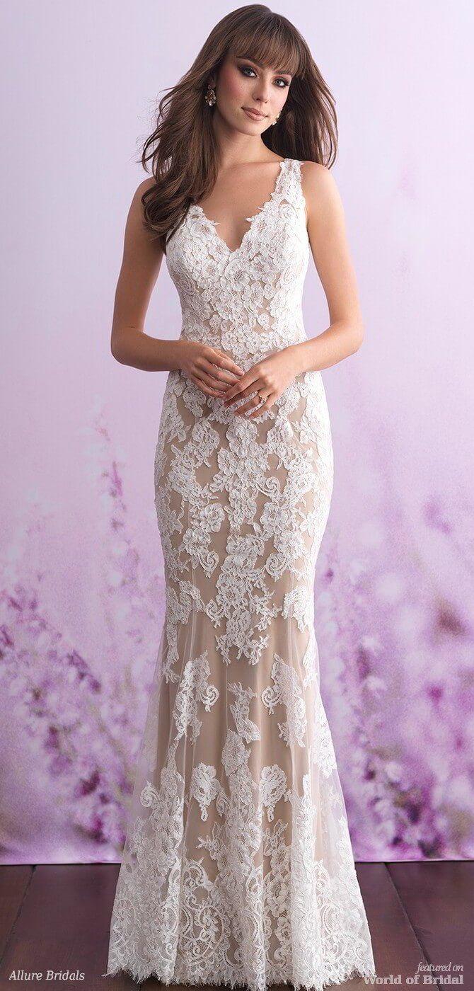 Romance by allure bridals spring wedding dresses wedding