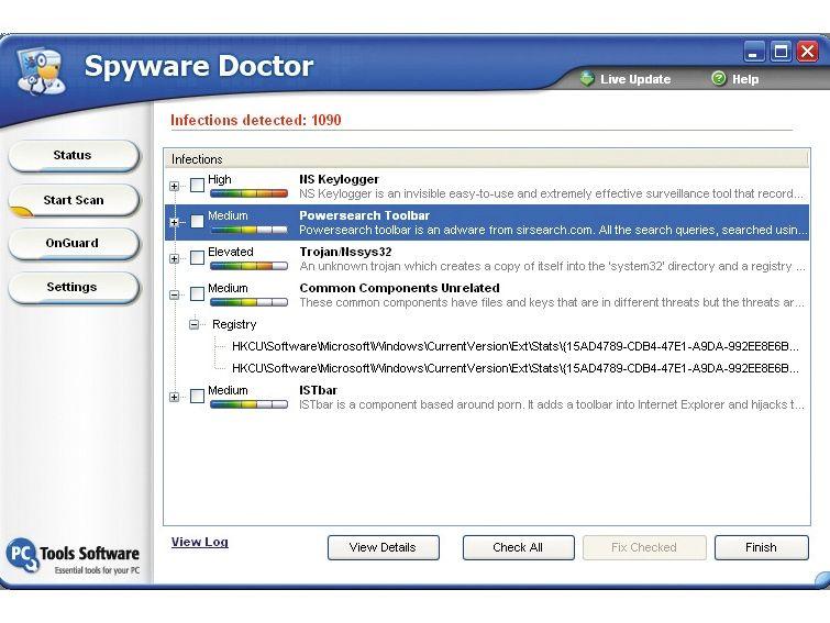 Vista S Spyware Protection Has Holes Windows Defender