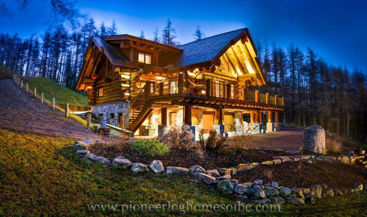 Log Home 492   Someday Ranch   Pinterest   Logs, Log cabin living ...