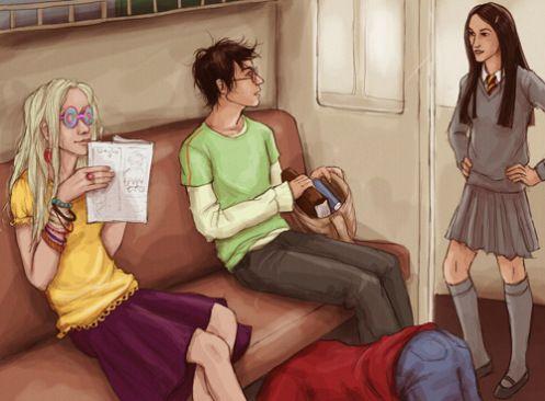 I M Romilda Romilda Vane By Reallycorking Harry Harry Potter Neville Harry