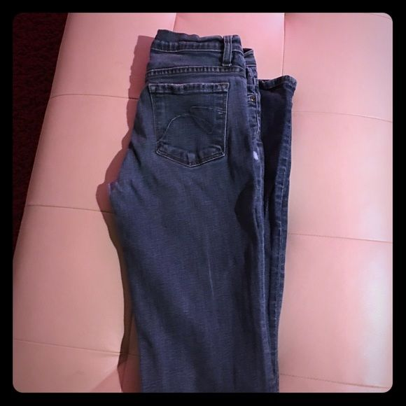 Express jeans Express jeans gently used Express Jeans Straight Leg
