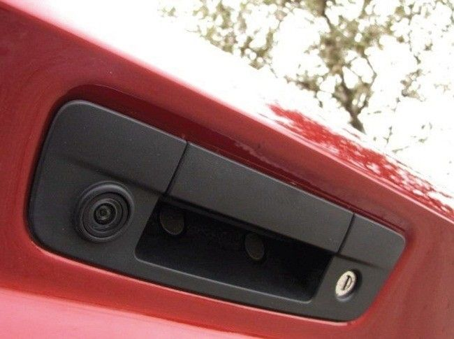 Dodge Ram Factory Tailgate Handle backup Camera is not only cost effective but adds an excellent safety feature to your existing truck. & Adding Dodge Ram Tailgate Handle Back Up Camera! Watch the video for ...