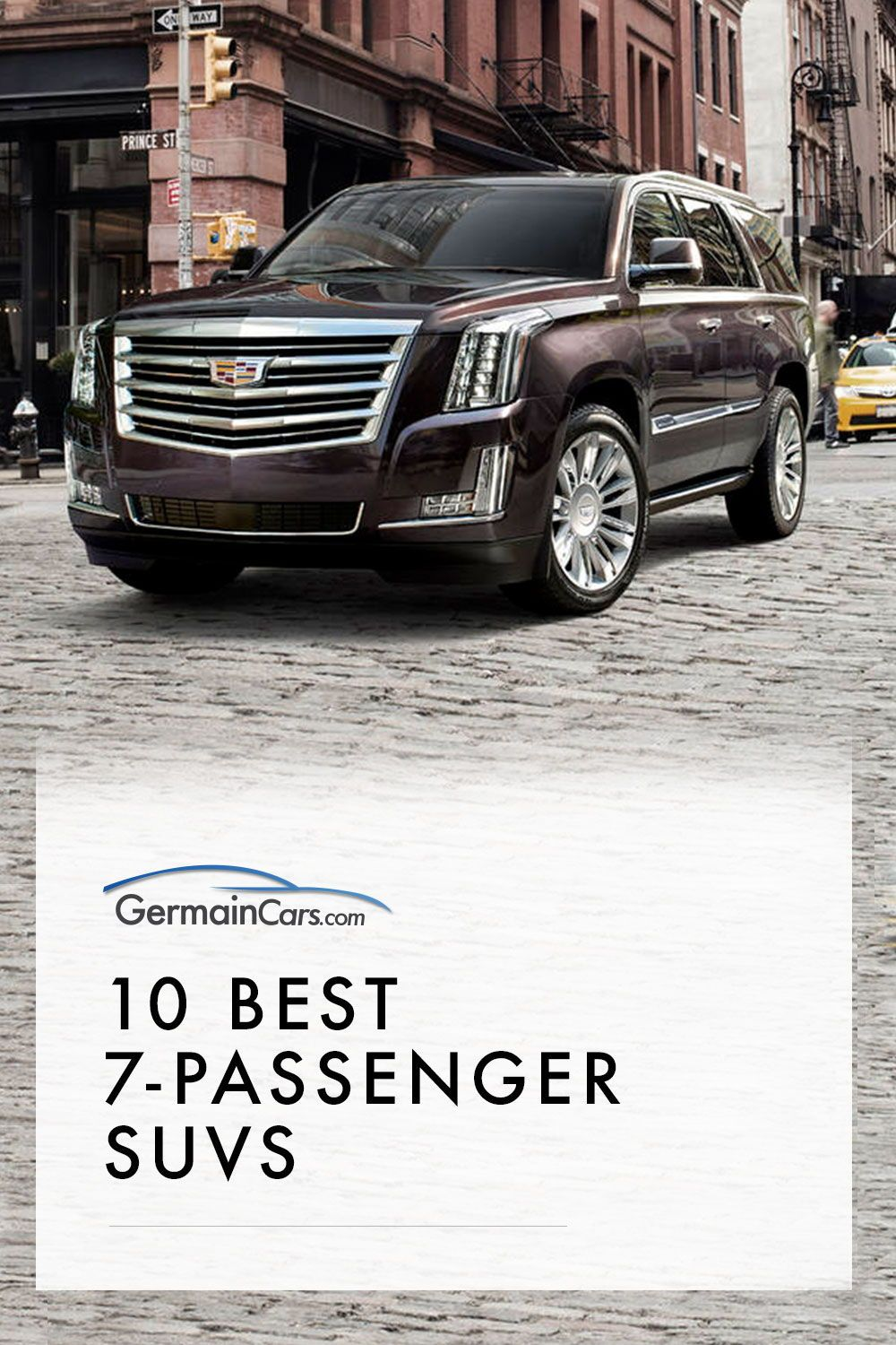 10 Best 7 Passenger Suvs Best 7 Passenger Suv Passenger Best New Cars