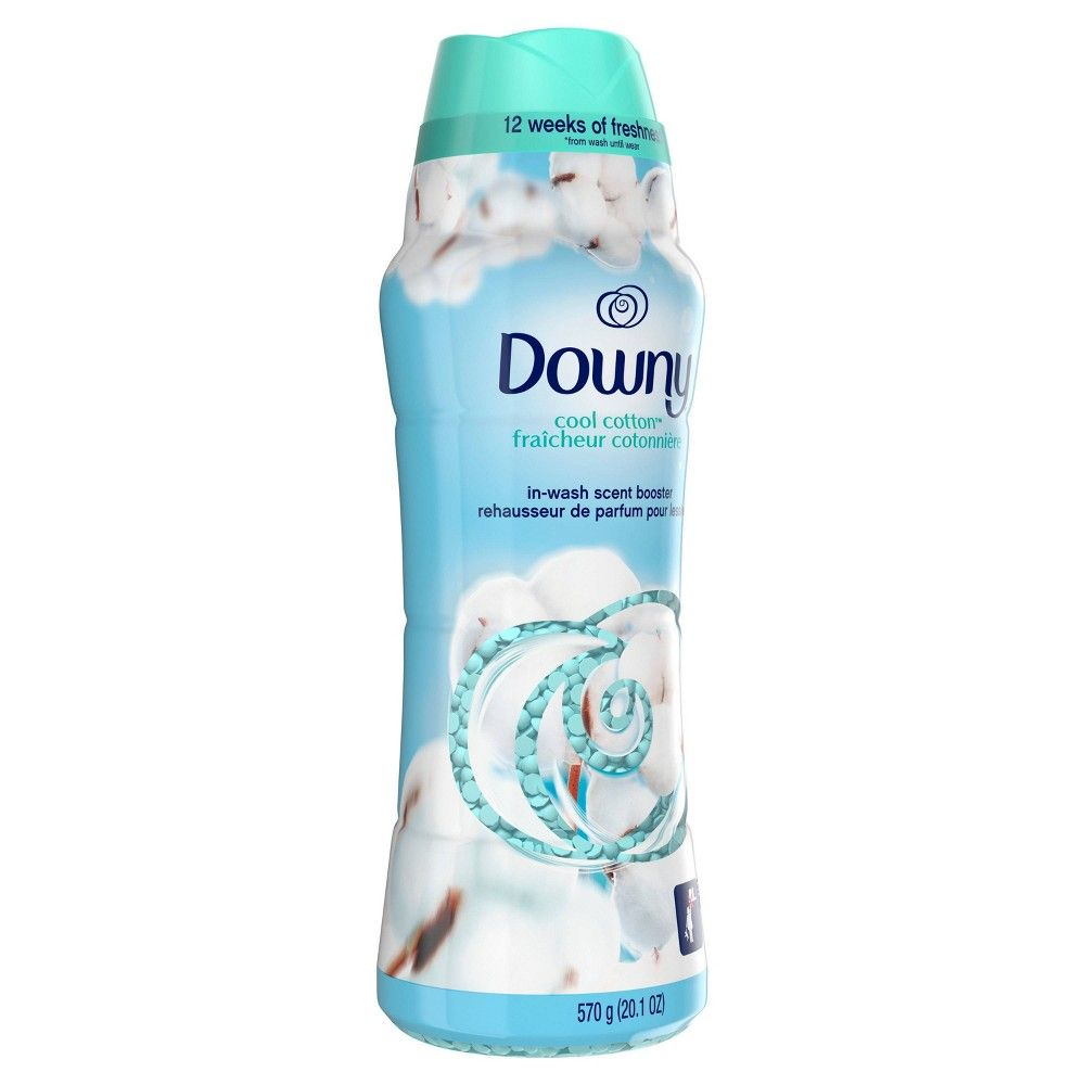 Downy Cool Cotton In Wash Scent Booster Beads 20 1oz In 2020