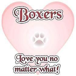 boxers love you no matter what