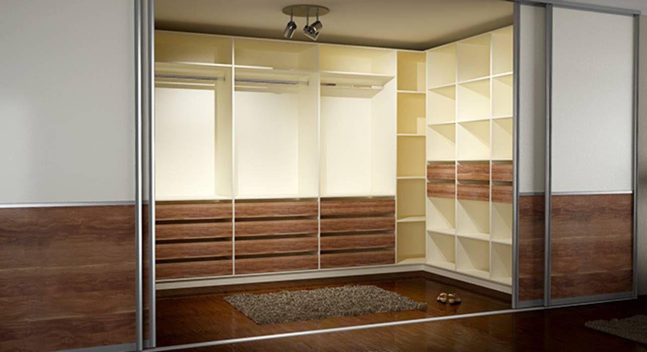 Epic Begehbarer Kleiderschrank mit Schiebet ren moderne Ankleidezimmer von deinSchrank de GmbH