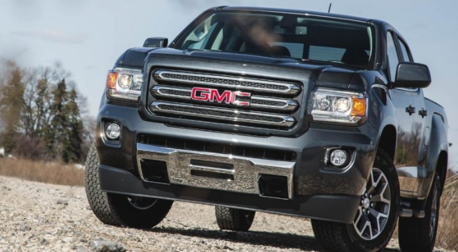 2020 Gmc Canyon Denali Diese Review Price Interior With Images Gmc Canyon Gmc Canyon Colorado