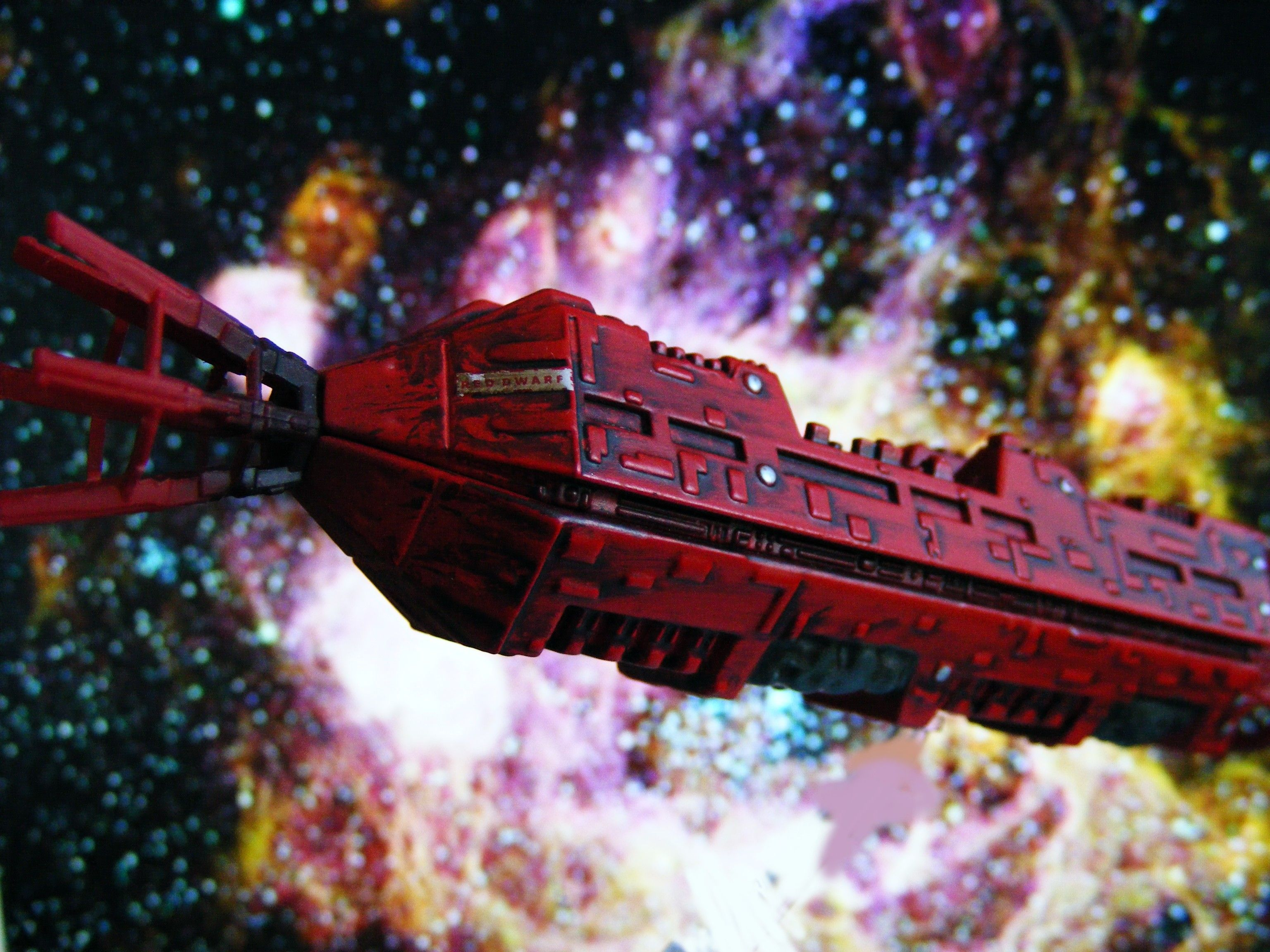 red dwarf ship wallpaper - photo #4