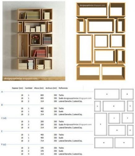 Modern Furniture 2014 Clever Furniture Arrangement Tips: 52+ Ideas For Wall Shelves Floating Products #wall