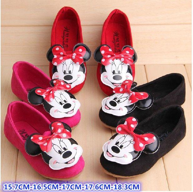 18ff71923d zapatos al estilo minnie para niñas - Google Search   mi bebe ...