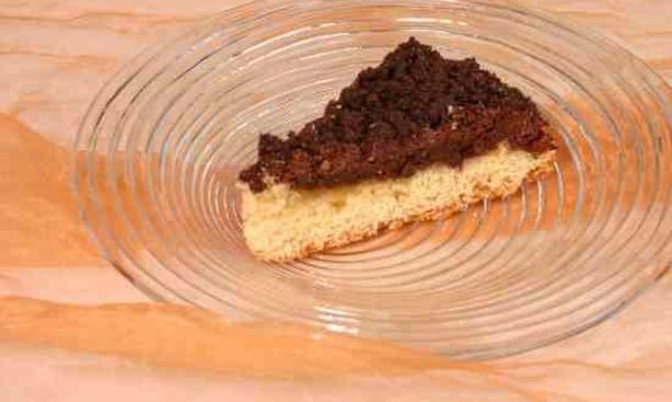 Schokoladenstreuselkuchen