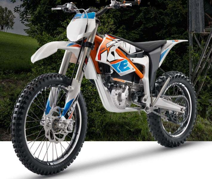 Freeride E Sx 2017 Ktm Best Electric Powered Dirt Bike Best