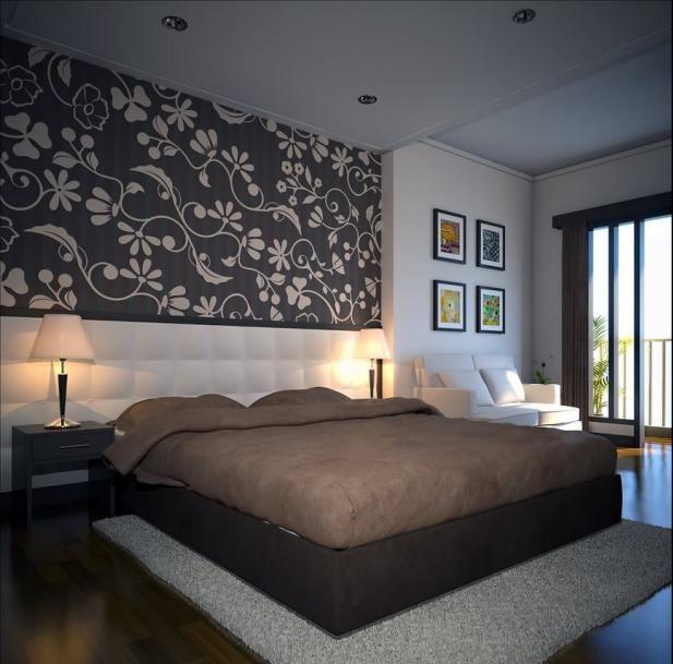 107 idées de déco murale et aménagement chambre à coucher Deco