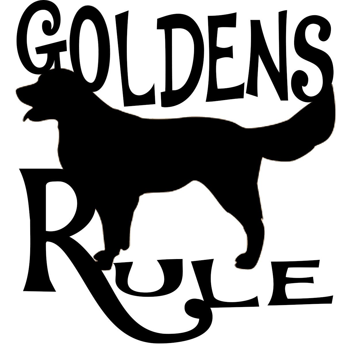 Download Golden Retriever Svg Decal Digital Download Golden