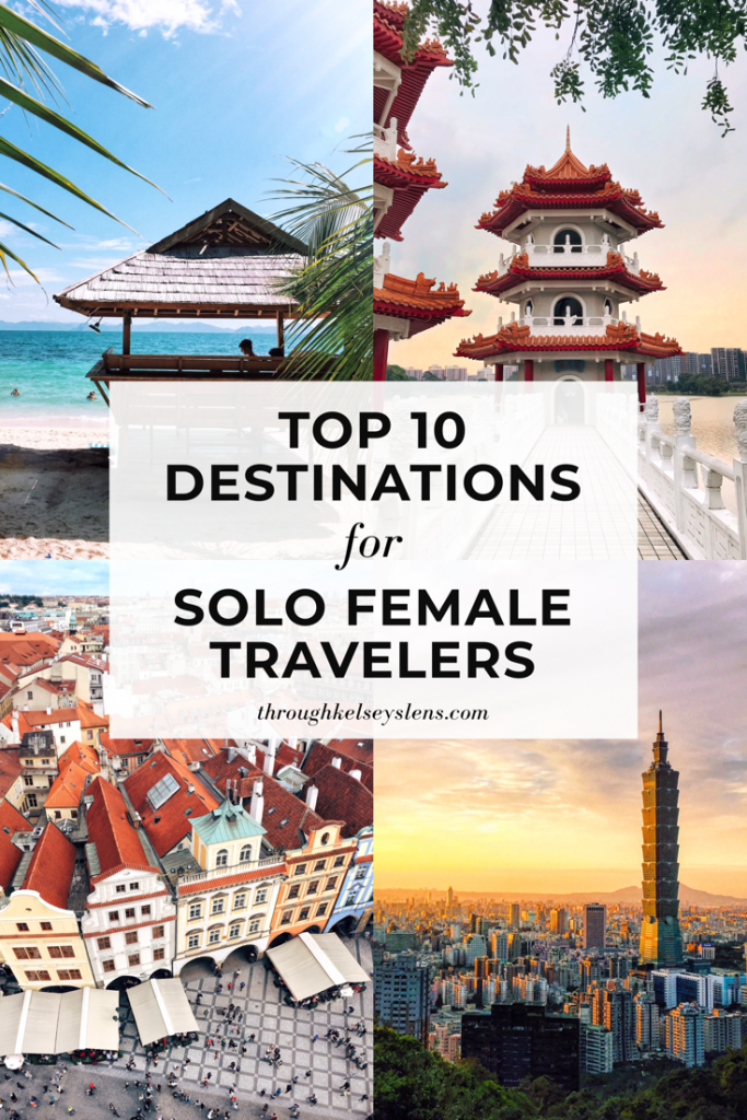Top 10 Destinations for Solo Female Travelers - #10 #Destinations #female #for #solo #top #Travelers