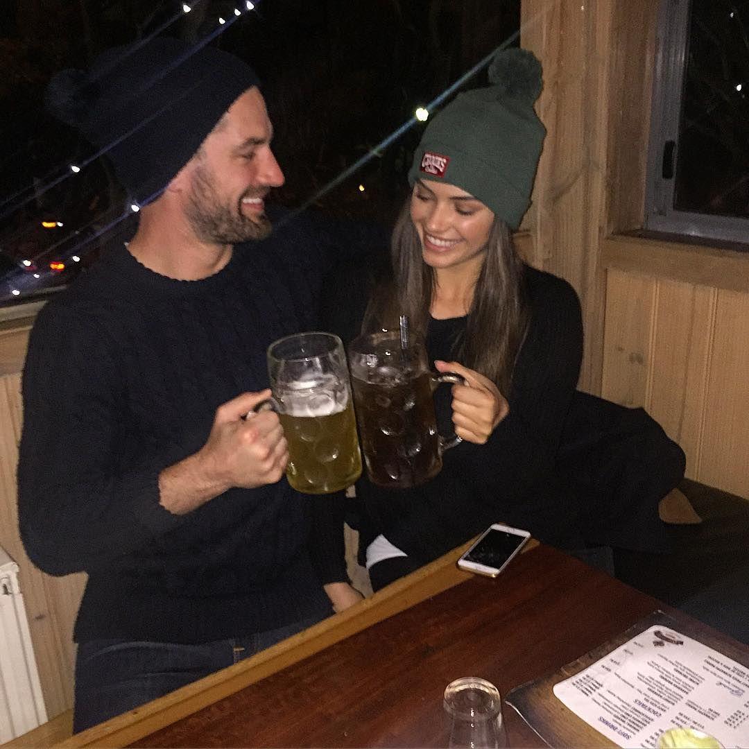 #monikaclarke #hat #model #australian #winter