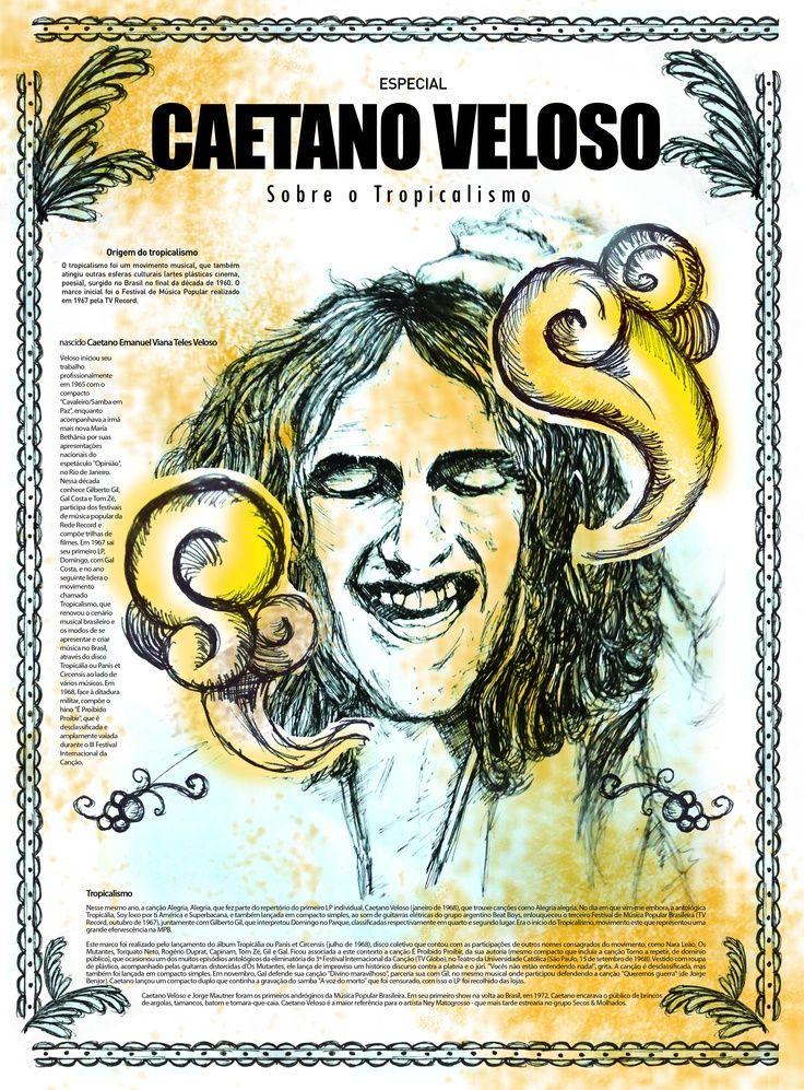 Especial Caetano Veloso - Tropicalismo:
