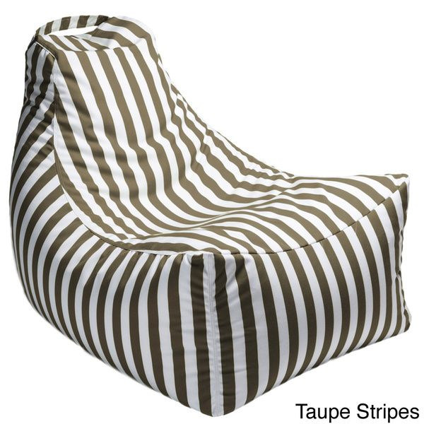 Enjoy Relaxing Indoors Or Outdoors With The Ja Juniper Eco Friendly Bean Bag Chair