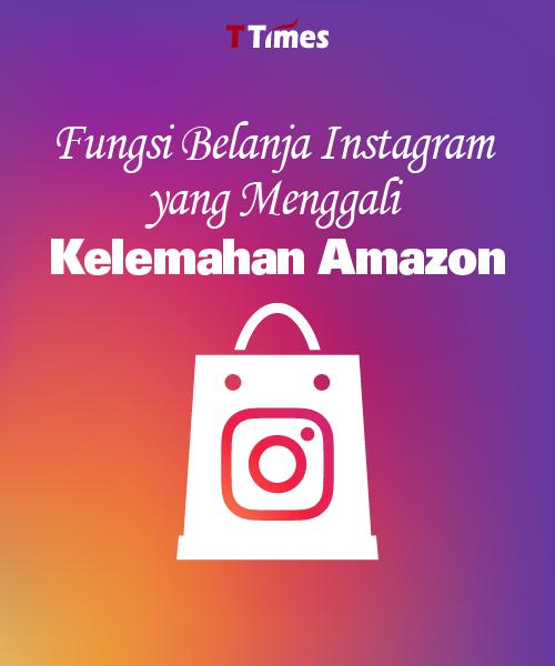 Online Eye Shopping Yang Bisa Dilakukan Di Instagram Namun Tidak Bisa Dilakukan Di Amazon Amazon Instagram Aplikasi