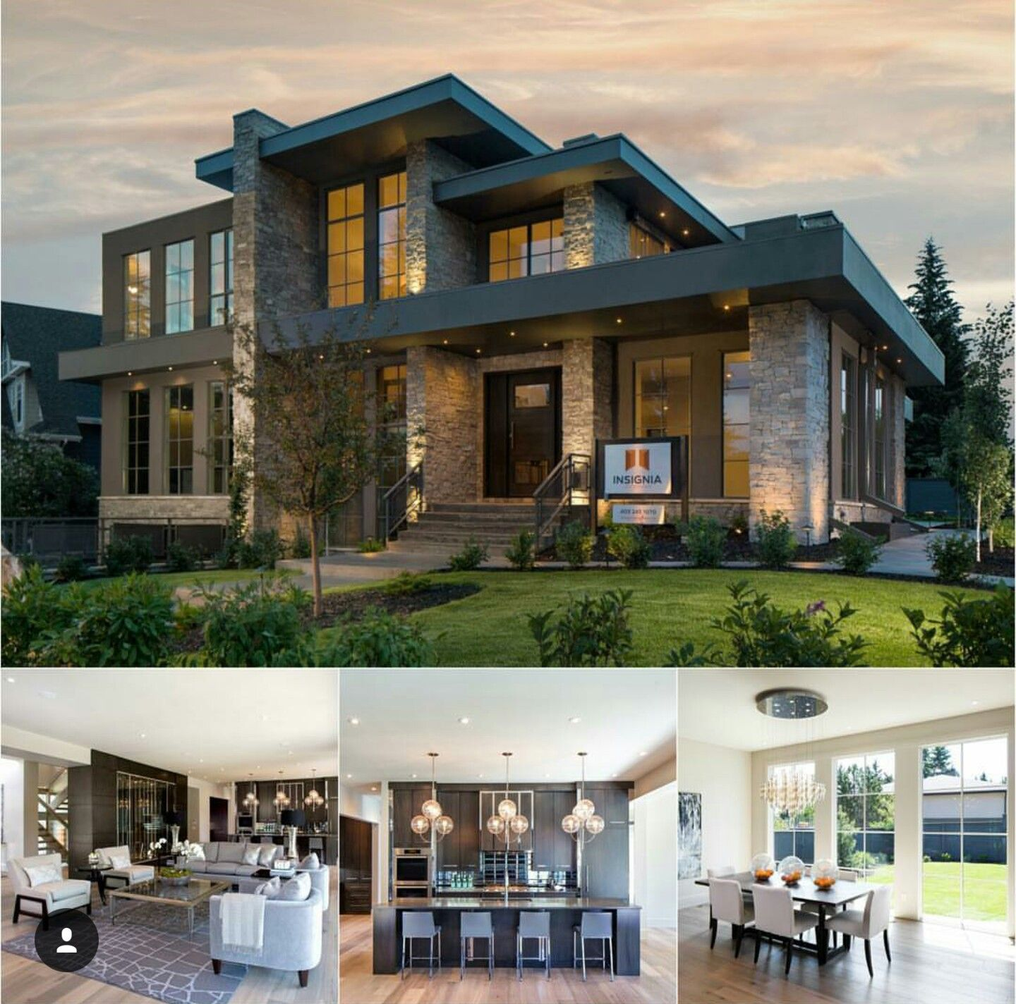Simply gorgeous building dream house 2017 pinterest for Modern house 49