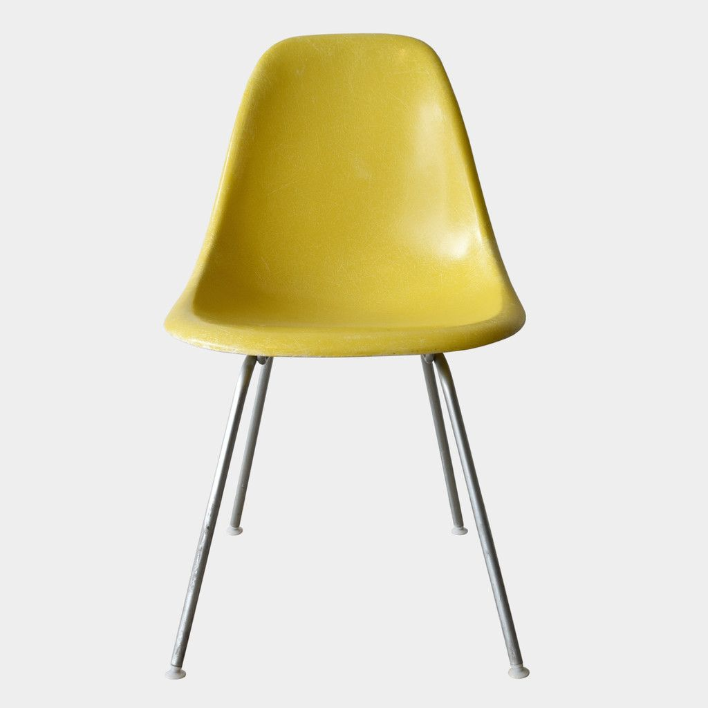 Eames DSX Canary Yellow